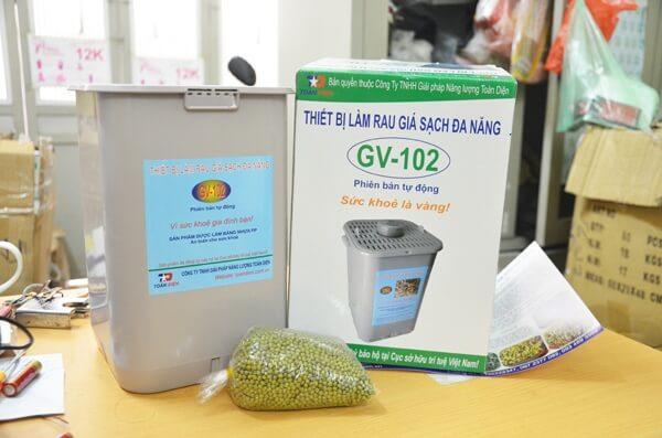 địa chỉ bán Máy làm giá đỗ rau mầm tự động GV 102