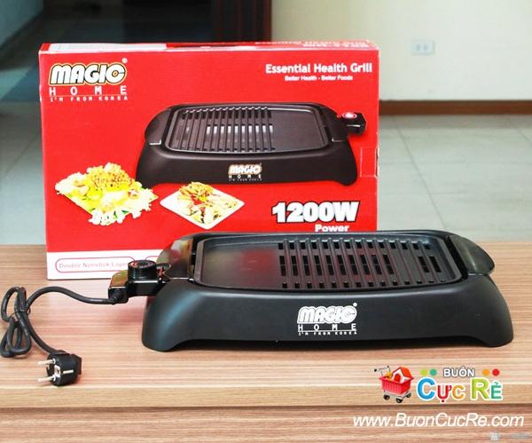 Bếp nướng điện không khói Magic Home