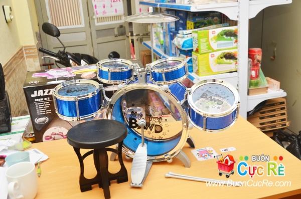 Trống đồ chơi Jazz Drum cho bé