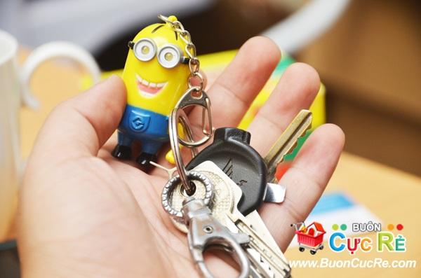 móc-chìa-khóa-Minion