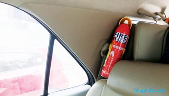 địa chỉ bán bình chữa cháy trên ô tô