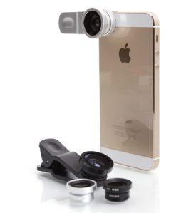 ống kính cho điện thoại