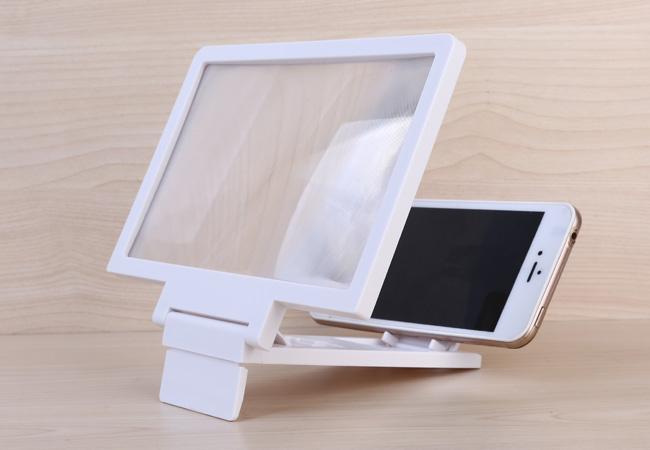 Kính phóng to 3D cho điện thoại