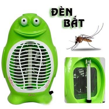 Đèn bắt muỗi hình thú (1)