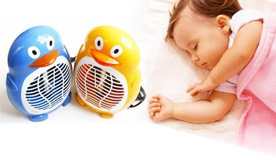 đèn bắt muỗi cho bé