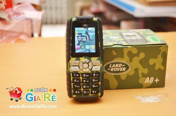 Điện thoại Land Rover A8+