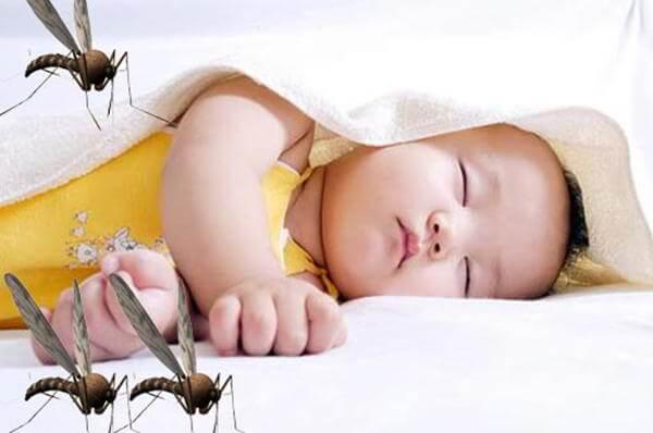 Màn chống muỗi cho trẻ sơ sinh 4