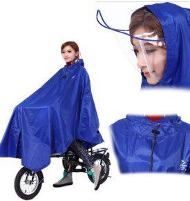 Áo mưa cao cấp có kính chắn mưa hn