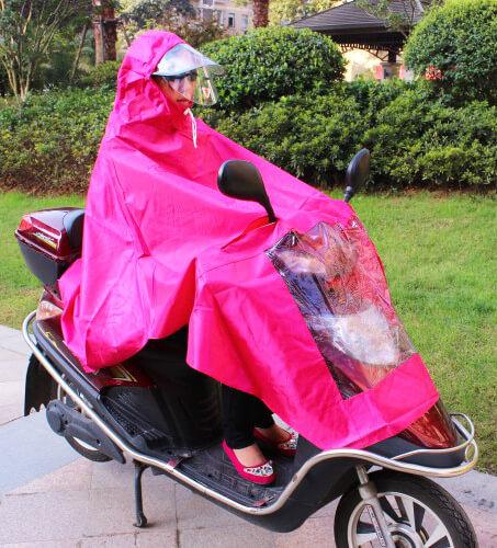 Áo mưa xe máy
