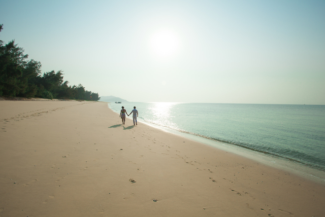 Thiên đường có thật tại đảo Cô Tô con