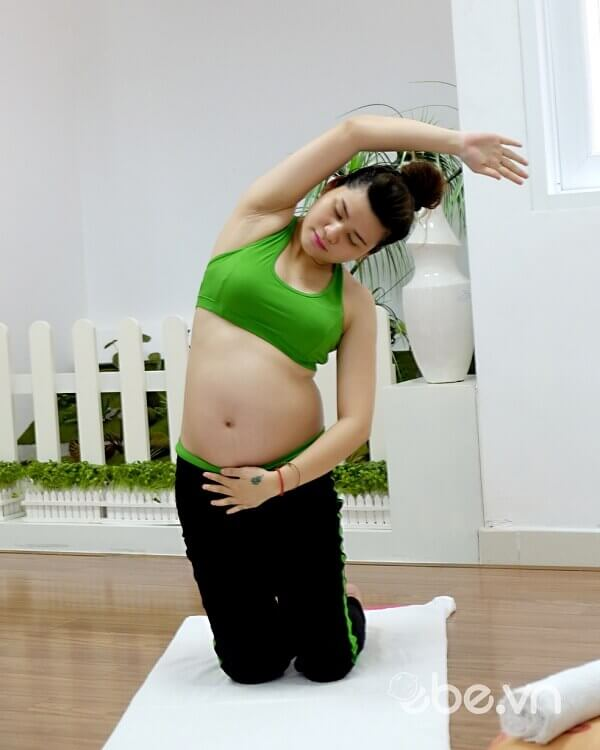 Kinh nghiệm giảm béo bụng sau sinh