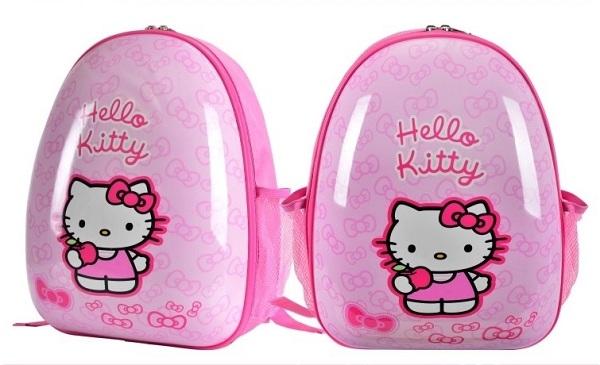 Balo cho bé gái Hello Kitty