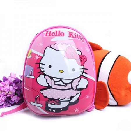 ba lô trứng hello kitty