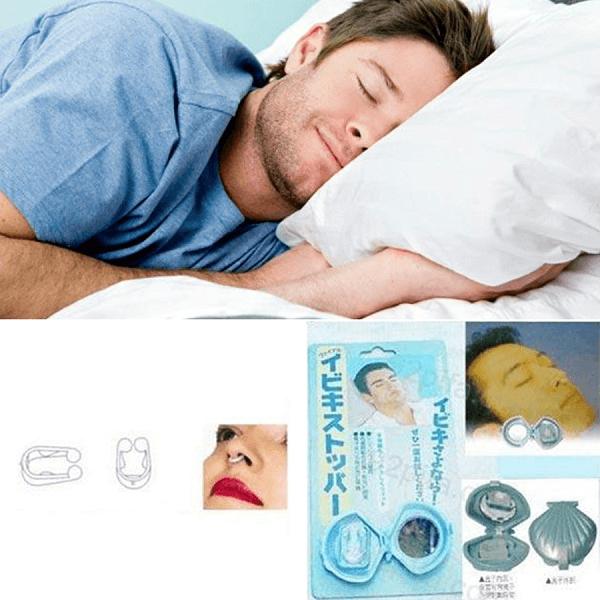 Dụng cụ chống ngáy
