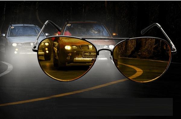 kính đi xuyên đêm