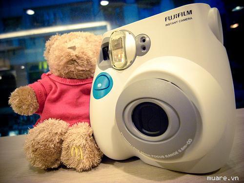 Máy Chụp Ảnh Lấy Ngay Fujifilm Instax 6