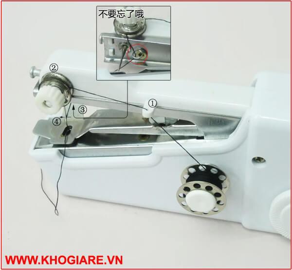Máy Khâu Mini Cầm Tay Giá Buôn Hà Nội