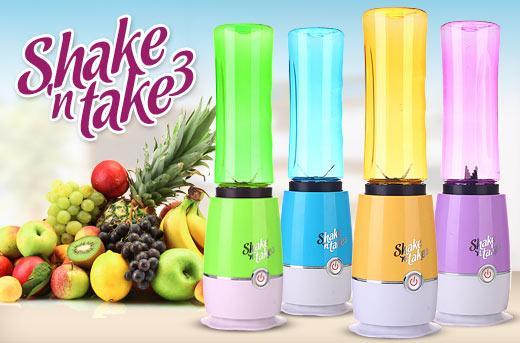 mua Máy Xay Sinh Tố Mini Shake N Take Hàn Quốc