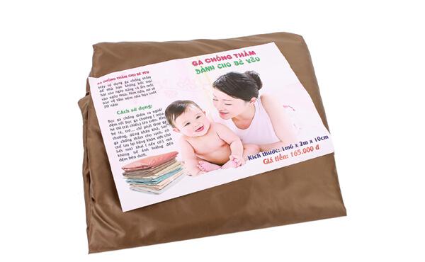 Ga chống thấm cho em bé giá rẻ