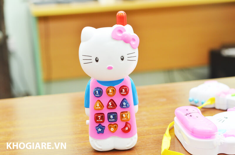 điện thoại Hello Kitty cho bé