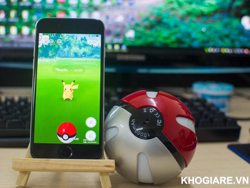 pin sạc dự phòng pokemon go