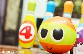 trò chơi Bộ Đồ Chơi Bowling Cho Bé