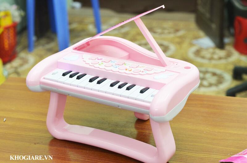 Đàn Piano Hello Kitty Cho Bé