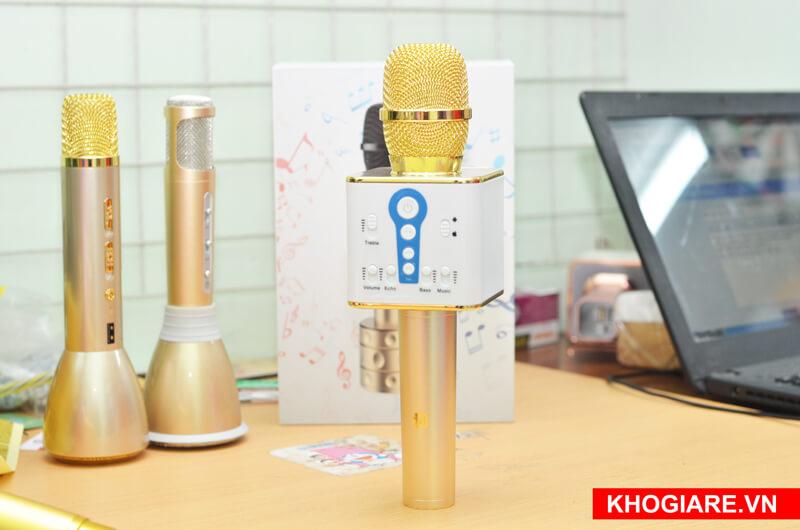 mic kèm loa karaoke M1