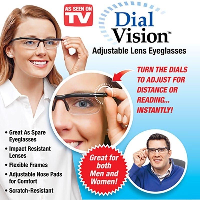 Kính mắt điều chỉnh tiêu cự Dial Vision - 179458
