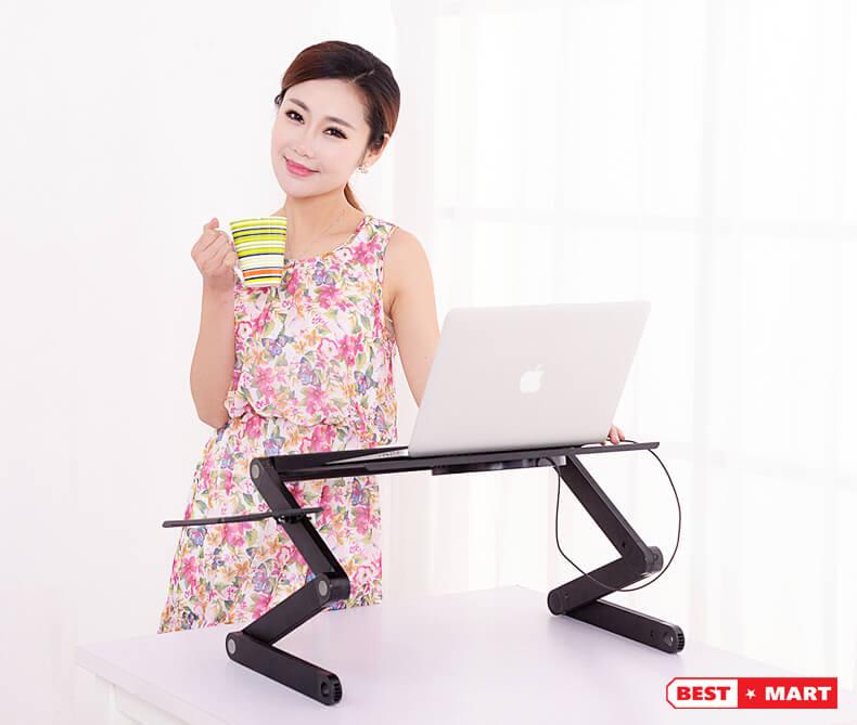 bàn laptop thông minh