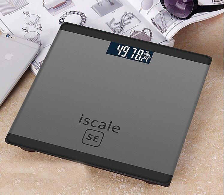 Cân sức khỏe điện tử Iscale chính hãng