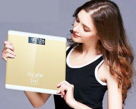 Cân sức khỏe điện tử Iscale