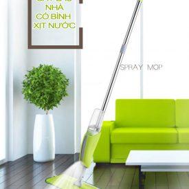 Cây lau nhà có bình xịt nước Spray Mop