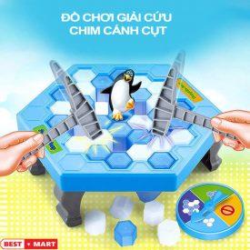 Đồ chơi giải cứu chim cánh cụt