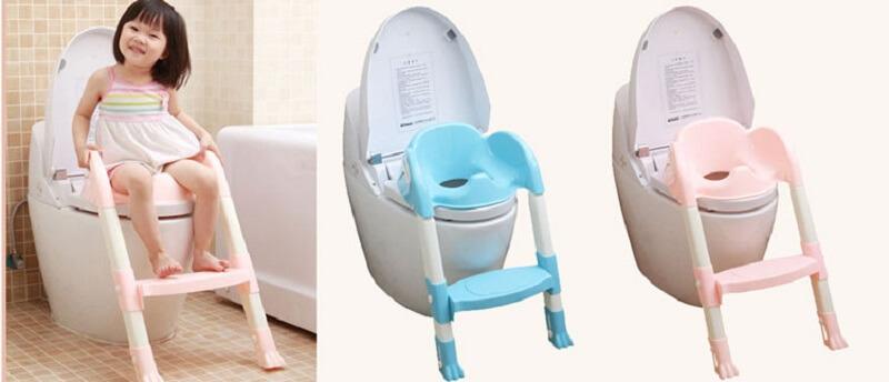 ghế ngồi toilet cho bé