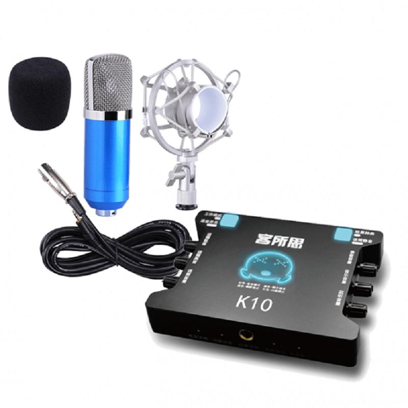 sound card karaoke xox k10