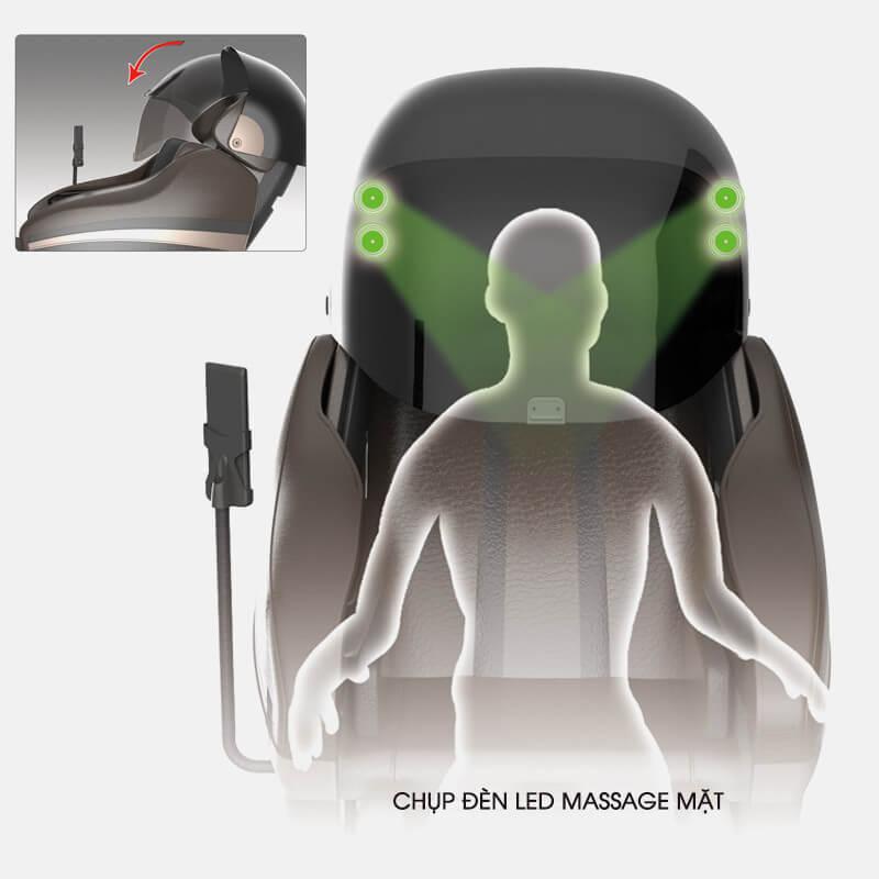 ghế massage kingsport nhập khẩu